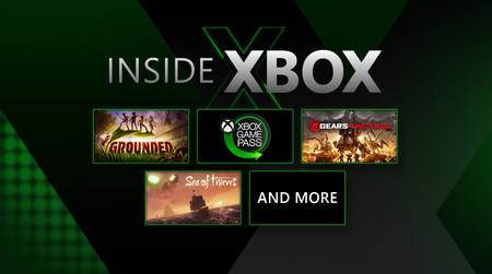 El nuevo Inside Xbox dedicado a Grounded, Gears Tactics, Sea of Thieves y otros juegos se emitirá mañana