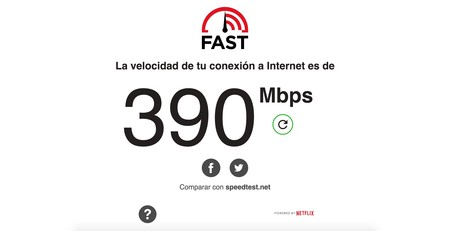 Fast Via Ethernet