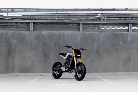Suspensiones Öhlins y fibra de carbono para el Concept-E, el prototipo de DAB Motors con el que quiere electrificar su gama