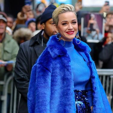 Katy Perry está menos Katy Perry que nunca: así es su sorprendente (y sofisticado) cambio de look