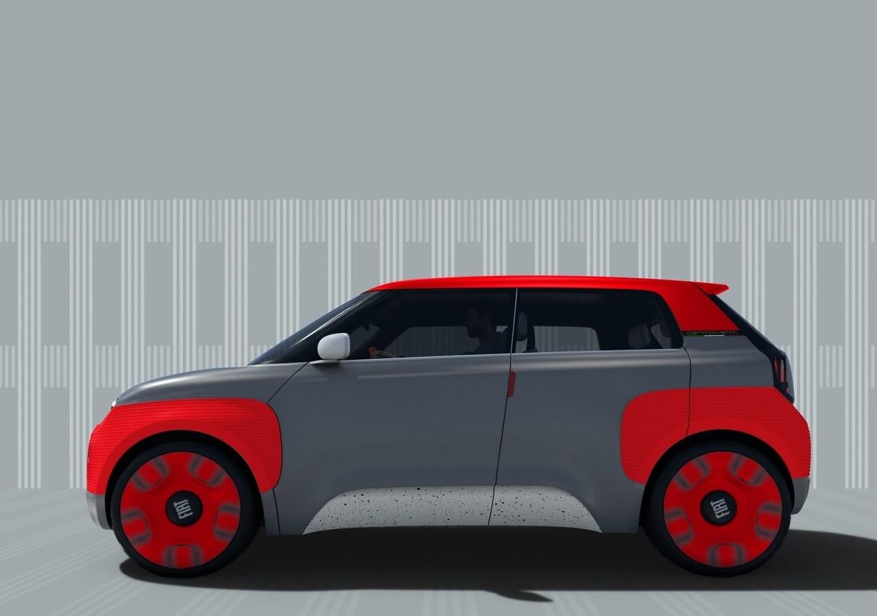 Foto de Fiat Centoventi concept (18/20)