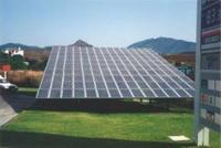 Éxito de la energía solar en bolsa
