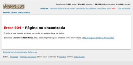 Talavera3000: cuando administrar un foro te arruina la vida gracias a los trolls