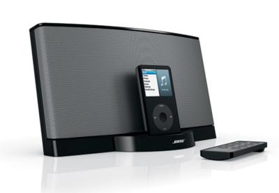 Bose SoundDock Series II, primeros altavoces oficialmente compatibles con el iPhone