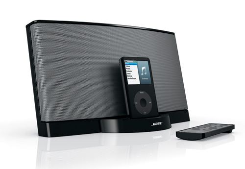 bose sounddock series ii primeros altavoces oficialmente. Black Bedroom Furniture Sets. Home Design Ideas