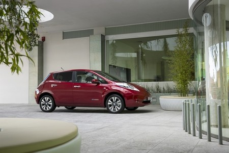 Nissan LEAF en Noruega