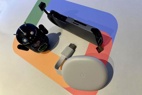 Cómo ampliar el almacenamiento del Chromecast con Google TV sin gastar dinero y con accesorios que tenemos en casa