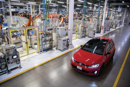 Volkswagen Golf Termina Produccion En Mexico 2