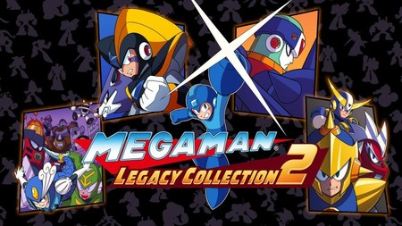 El Mega Man clásico volverá el 8 de agosto con el recopilatorio Mega Man Legacy Collection 2