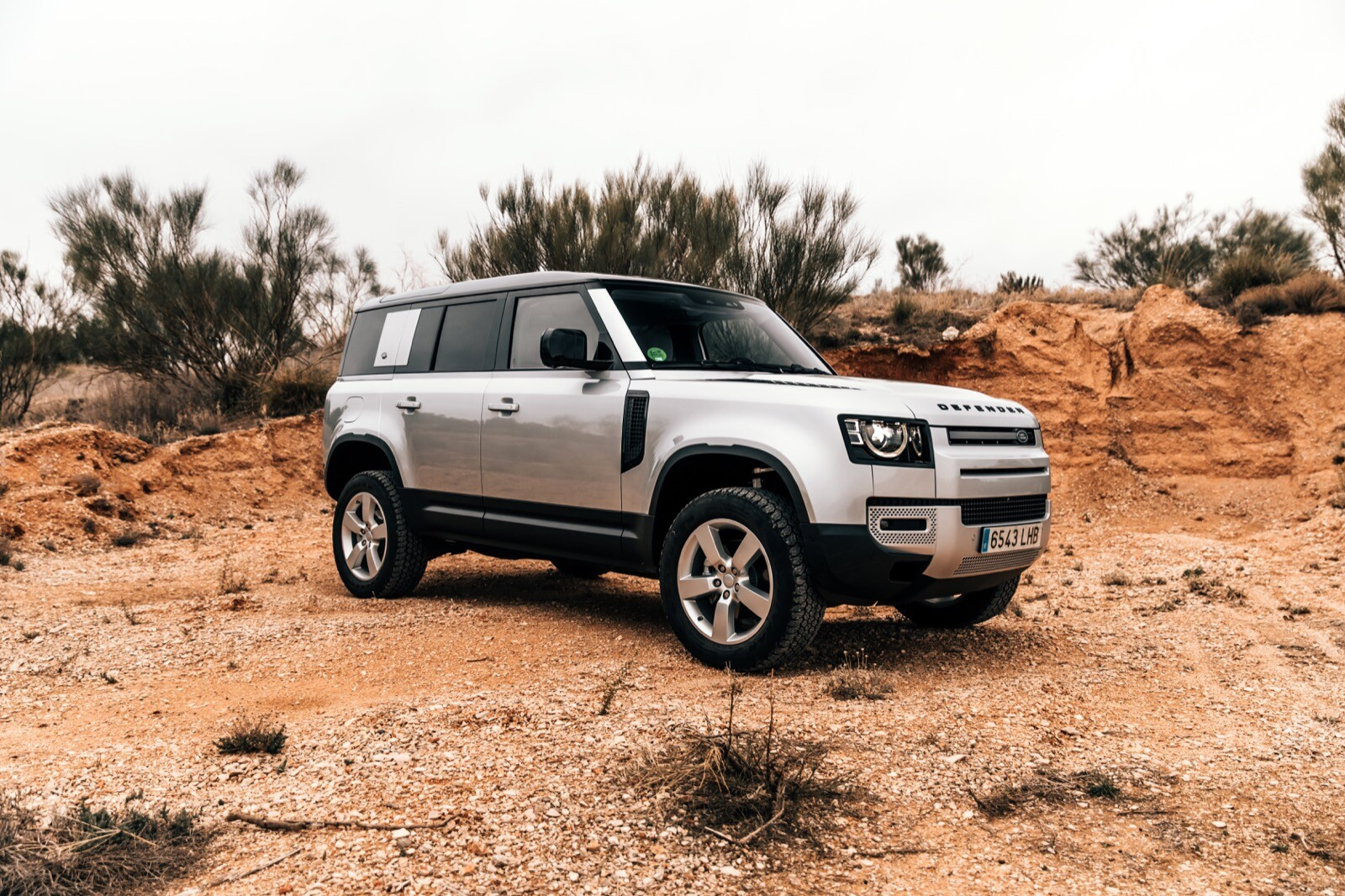 Foto de Land Rover Defender 110 (prueba) (30/41)