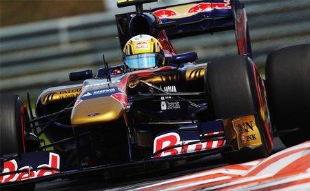 GP de Hungría F1 2011: Jaime Alguersuari vuelve a puntuar con una décima posición