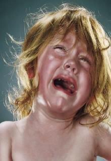 Retratos de niños causan polémica
