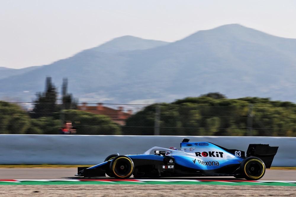 Foto de Rokit Williams Racing FW42-01 (7/7)
