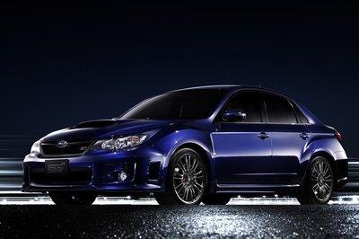 2011 Subaru WRX STI A-Line