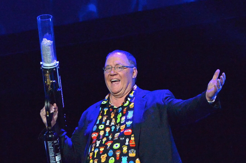 John Lasseter returns to the movies: the ex-leader of Pixar will be the head of the new division animated Skydance