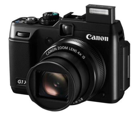 Nueva Canon G1 X