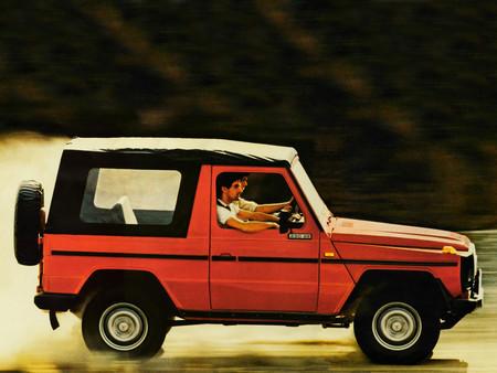 Mercedes-Benz Clase G, celebrando su 40º aniversario