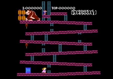 Un padre reinventa la historia de un videojuego para su hija ¿Y si Pauline rescatara a Mario de Donkey Kong?