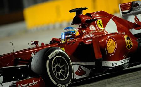 Fernando Alonso saldrá desde la séptima posición tras una mala sesión de calificación