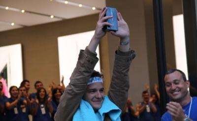 España ya tiene su iPhone 5 en las calles: así lo hemos vivido en Barcelona