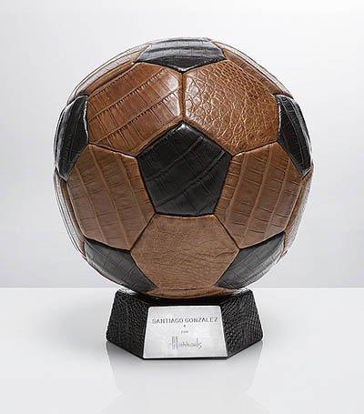 Balón de fútbol en edición limitada