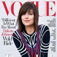 Vogue USA: Dakota Johnson