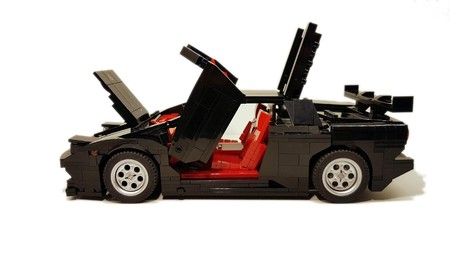 Lamborghini Diablo GT Lego Ideas