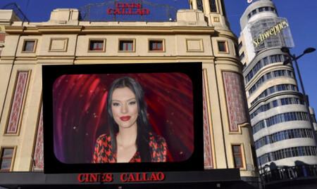 Este es el motivo por el que Madrid se ha llenado de carteles con la cara de Alejandra Rubio