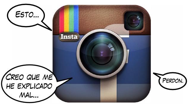 Instagram modificará sus términos de uso: