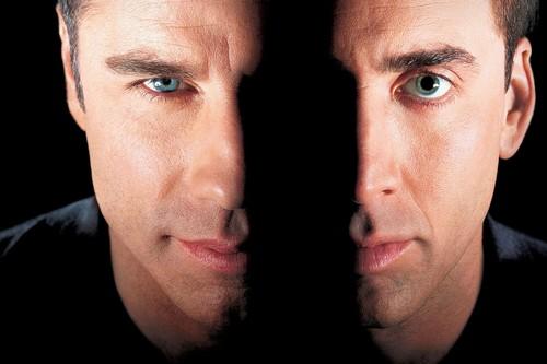 'Cara a cara': John Woo firma una de las cumbres del cine de acción de los 90, con unos sensacionales Nicolas Cage y John Travolta