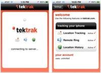 TekTrak, localiza tu iPhone en caso de pérdida
