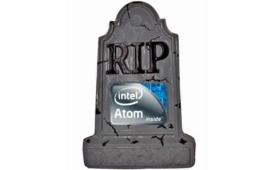 Intel podría dejar de utilizar la denominación Intel Atom
