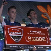 La primera edición de la ESL Racing Series corona a EDGE como campeón
