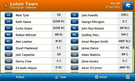 Football Manager Handheld 2012