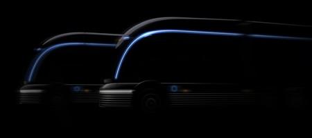 Primeras imágenes del Hyundai HDC-6 Neptune concept, un camión de hidrógeno muy futurista