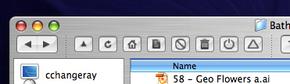 Toolbar Extras, añade más operaciones a la botonera del Finder