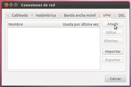 VPN PPTP