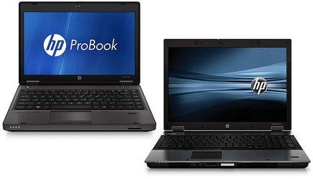 Nuevos portátiles de la gama profesional Elitebook y ProBook de HP