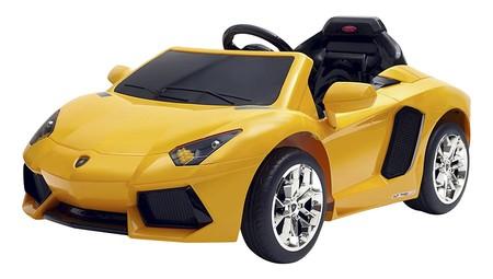 Coche de juguete Lamborghini Aventador con rebaja de más de 49 euros en Amazon, ahora por 157,74 euros