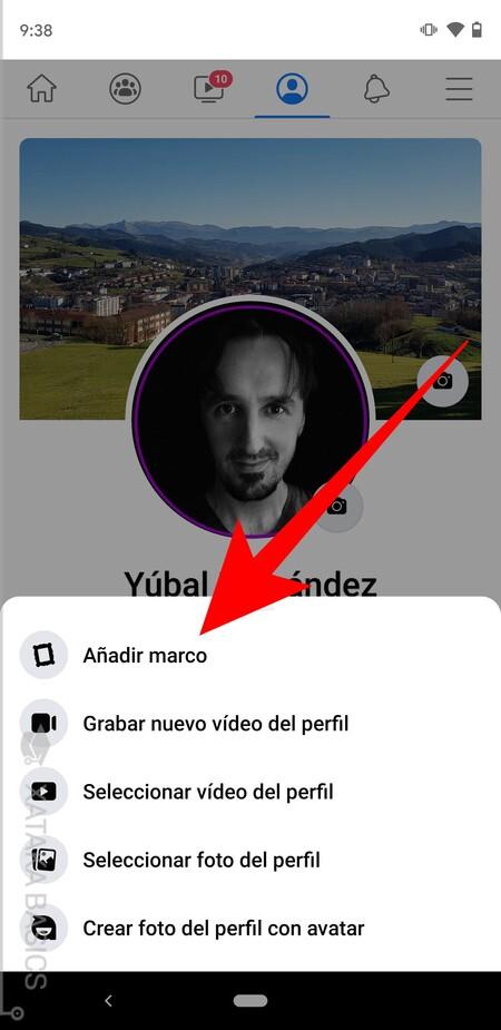Anadir Marco