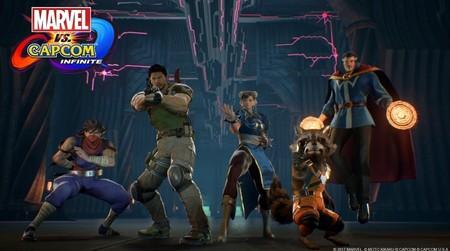 Marvel vs. Capcom: Infinite muestra en acción a sus ocho últimos personajes confirmados en un gameplay [E3 2017]
