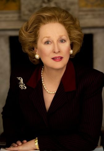 'The Iron Lady': Meryl Streep es Margaret Thatcher