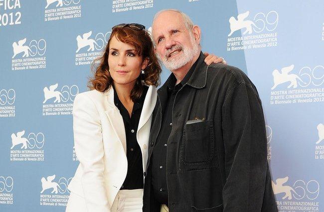 Noomi Rapace y Brian de Palma presentaron Passion en Venecia