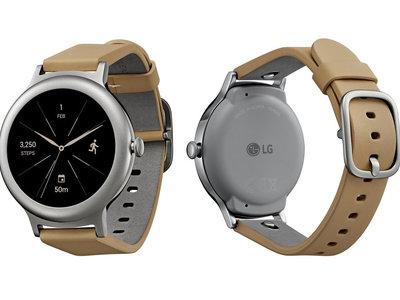 El precio del LG Watch Style podría comenzar desde los 249 dólares