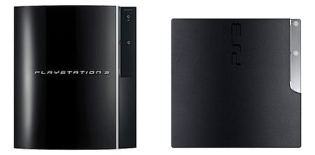 Comparativa modelos PS3 y PS3 Slim