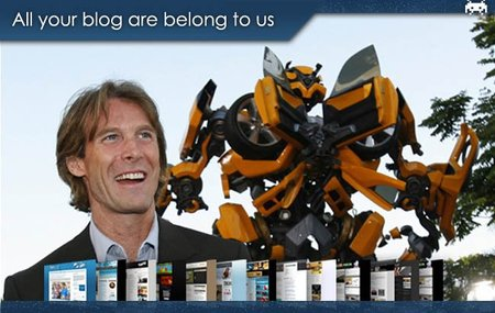 All your blog are belong to us (LXI)