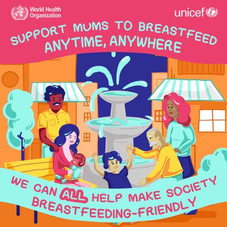 Breastfeedingweek2016 Town Square