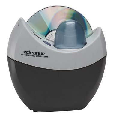 Limpiador de CD's y DVD's