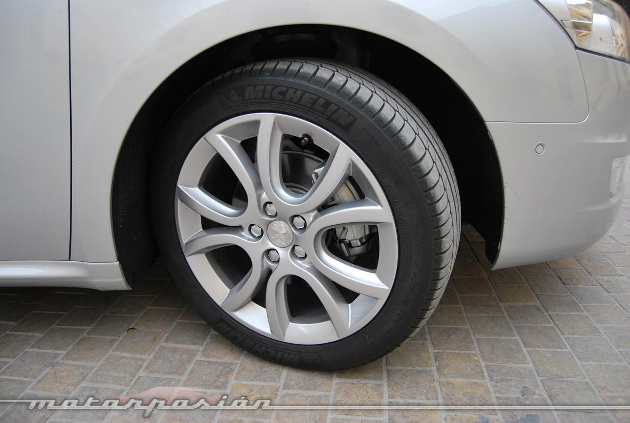 Foto de Peugeot 508 y 508 SW (presentación) (75/118)