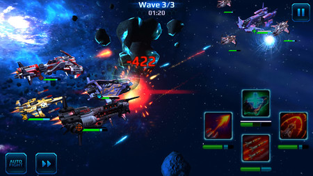 Star Conflict Heroes Android